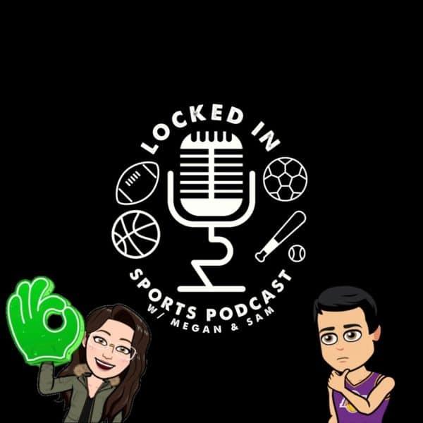 Locked IN Sports Podcast Logo