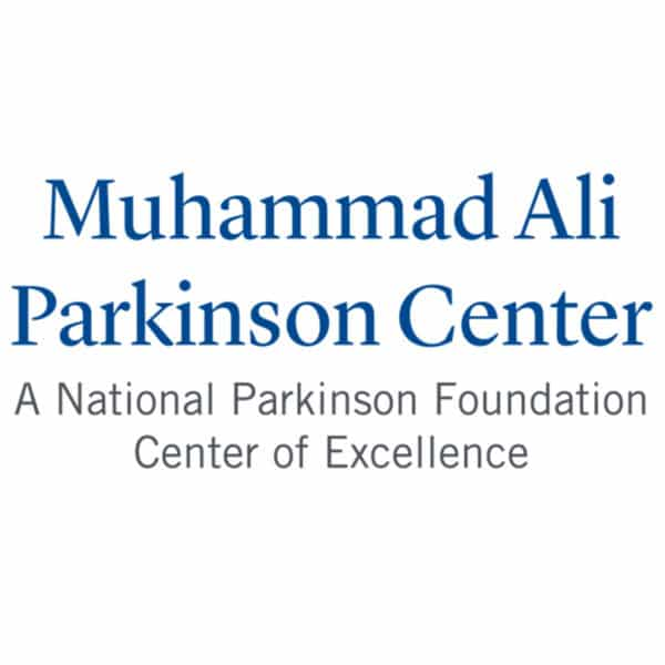 Muhammad Ali Parkinson Center Logo