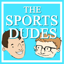The Sports Dudes podcast logo